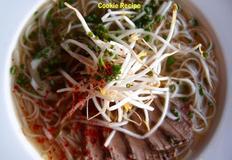 진한 육수 맛이 일품인 베트남 쌀국수 만들기