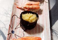 #날치알초밥 #대게다리살초밥 만들기 #냉동날치알과 게살을 이용한 아침밥상 초밥 만들기~~~ 참 쉽죠~~~