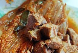 백종원 묵은지 김치찜 - 집밥 백선생