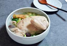 닭백숙 만드는 법 여름 보양식