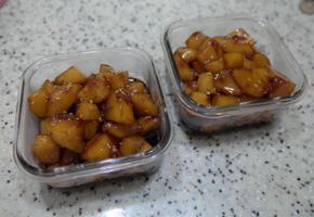 쫄깃한 감자조림 쉽게 만들기