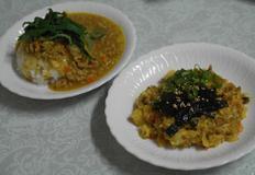 집밥 백 선생, 드라이 카레로 만든 요리 3