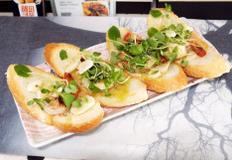 #전자렌즈로 간편하게 만드는 감바스 만들기 #바게트빵에 올려서 멋진 이탈리아식 브루스케타가 완성될 수 있다~~~~