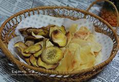 고구마칩/감자칩 만들기