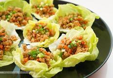 피에프창의 레터스 랩 만들기, 돼지고기 요리 (P.F. Chang's lettuce wraps)