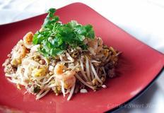 태국식 볶음 쌀국수 [팟타이 Pad Thai]