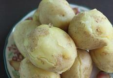 압력솥으로 감자찌기