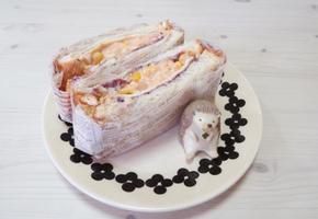 간단하지만 맛있는 참치치즈샌드위치 만들기