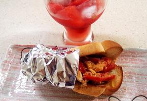 #남은고기를 활용한 #함박스테이크 샌드위치 만들기 #소불고기와 돼지불고기가 남았다면 함박스테이크로 변신시키자!!!