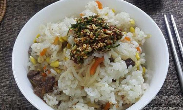 콩나물밥 만들기 - 양싸