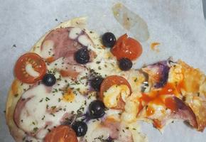 초간단 오븐 피자