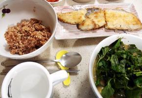 #깻순을 이용한 깻순들깨된장찌개와 이면수구이 만들기 #백반밥상!! 구수한 된장찌개와 생선구이까지~~