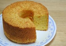 폭신·촉촉 단호박 시폰(쉬폰)케이크 만들기