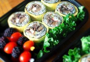 도시락 ; 단무지 없는 불고기 계란 김밥