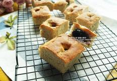 블랙올리브 포카치아(쌀베이킹)