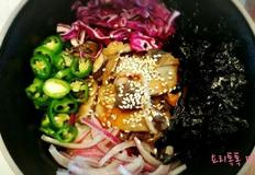 피꼬막비빔밥