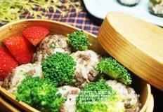 소고기브로콜리주먹밥