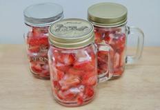 넘나 쉬운 딸기청 만들기!