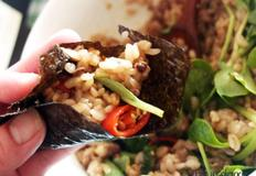 게장간장으로 초간단으로 비벼먹는 간장버터밥만들기
