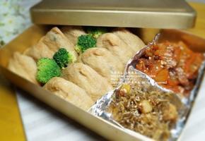 연어 유부 초밥