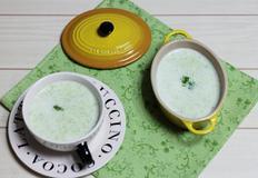 브로콜리 스프 만들기