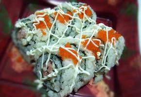햄날치알김밥