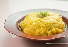 초간단 일본식 계란 덮밥, 텐신항, 텐신동
