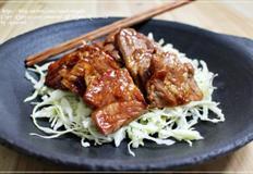 쇼가야키(돼지고기 생강구이) 쉽고 맛나요
