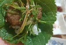 고기 먹을때 달래철이라 달래무침 만들어봤어요