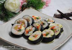 3가지 맛의 김밥도시락~~소풍도시락