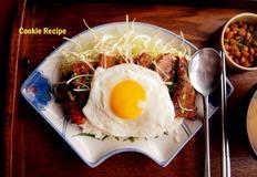 일본식 돼지고기 생강구이(부타노 쇼가야끼)