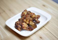 닭봉으로 만든 닭봉오븐구이간장치킨!