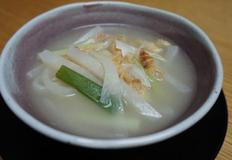 북어국/해장국/ 시원하고 뽀얀 국물 맛