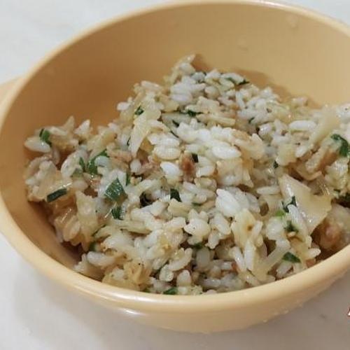 간단하고 맛있는 지성만두밥