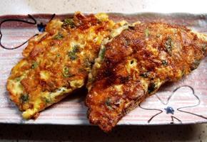 #남은음식재활용요리 달걀만두만들기 #김밥을 하고 남은 재료를 이용한 달걀만두로 아침식사 끝!!!