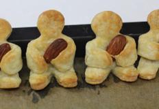 진저맨 쿠키 만들기 ~크아 꼬시다.~