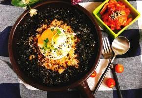 간장버터계란밥 , 간단 한그릇 요리~!