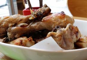 로즈마리향이 가득한 닭구이