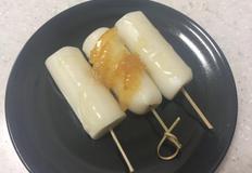 떡꼬치(꿀떡꿀떡)