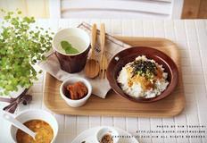 바다의 참 맛 고노와다(해삼내장) 비빔밥 만들기