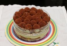 오븐없이 만드는 티라미슈 케이크