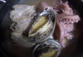 여름철 보양식 닭백숙과 닭죽끓이기
