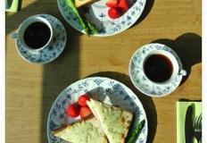 간단한 버전으로 만든 프랑스식 샌드위치 [크로크무슈]