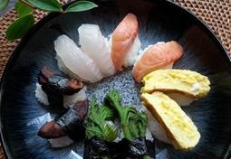 초밥...집에서도 간단하고 폼나게 만드는 모둠초밥!!