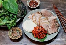 돼지고기 보쌈과 수육 맛있게삶는 법