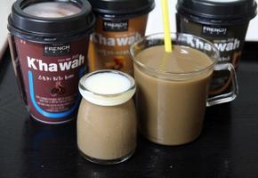 홈카페 음료? 어렵지 않아요~ 커피푸딩과 커피젤리 라떼 만들기!