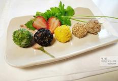 오색 주먹밥 & 유부초밥