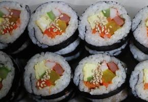 오이김밥 맛있게 싸는법