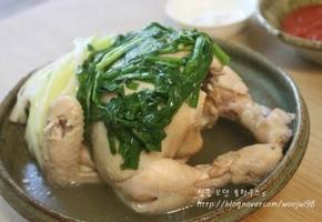 [집밥] 백종원 닭백숙 삼계탕 # 이북식 찜닭