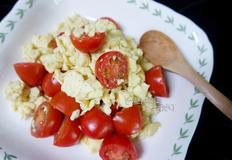 계란과 방울토마토로 뚝딱 만드는 다이어트 식단 토달볶